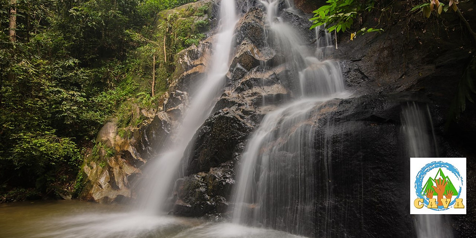 CAVA ADULTS - Volunteering Adventure - Bukit Apeh Waterfall Cleaning, Sign Making and BBQ!!