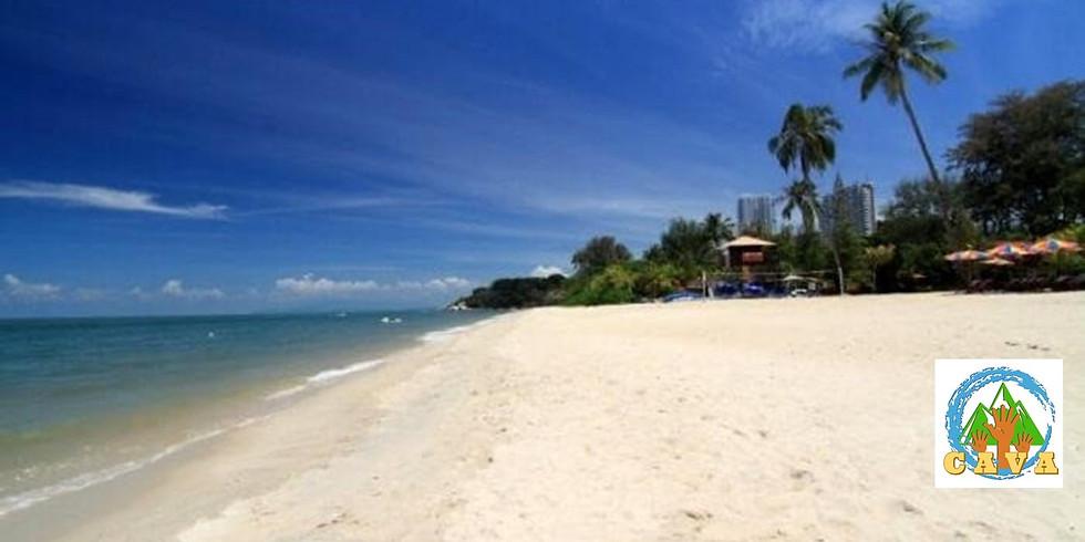 CAVA ADULTS - Beach Camping Adventure Sg Batu!! (Campsite Camping)
