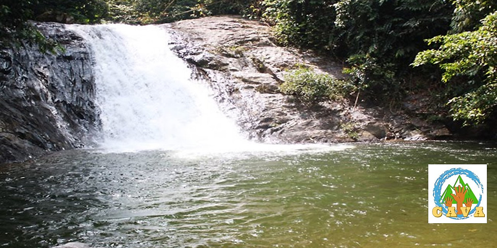 CAVA ADULTS - Sungai Kedondong waterfall camping adventure!! (Campsite Camping)