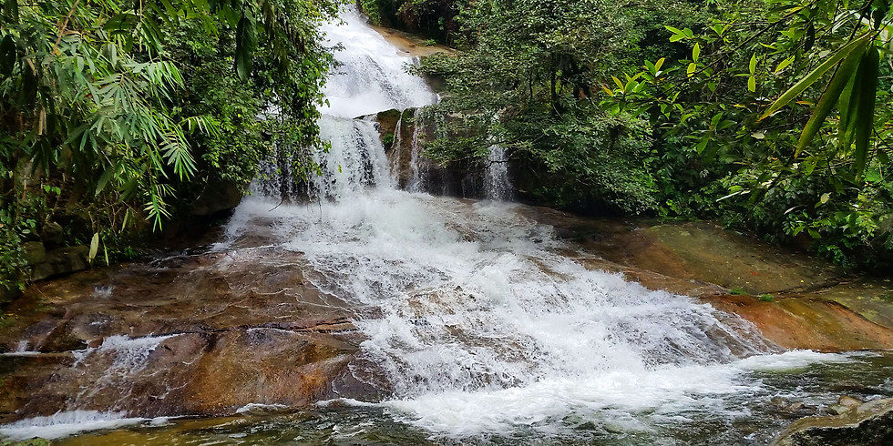 Lata Mecu and Lata Medang Waterfalls Camping Adventure!!