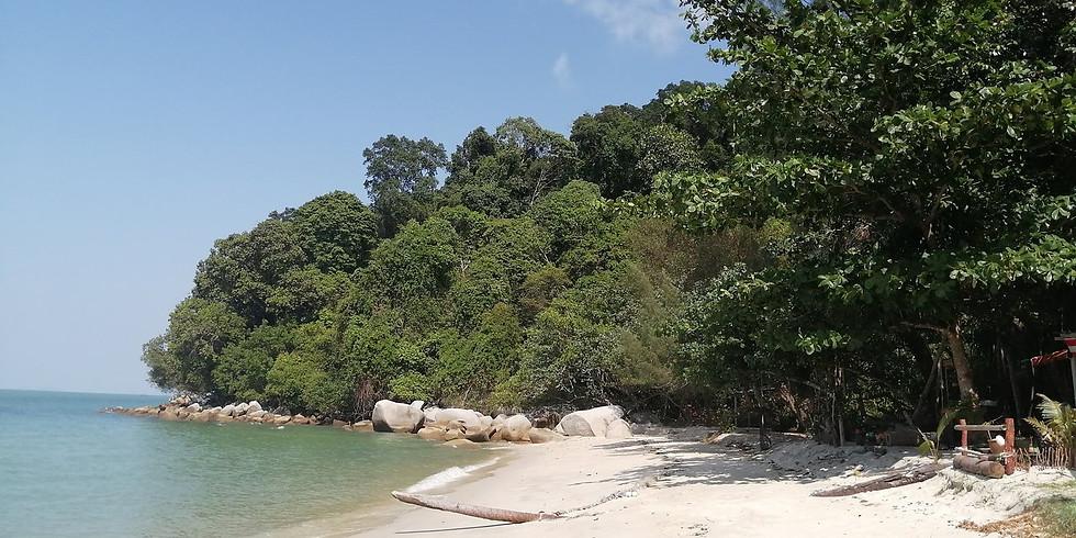 Beach Camping Adventure Penang!!