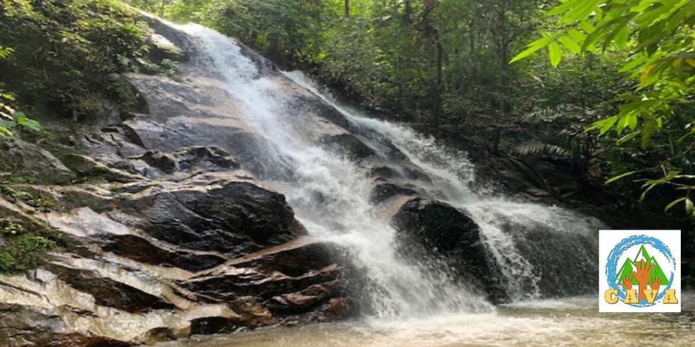 CAVA ADULTS - Sungai Congkak / Bukit Chenuang Camping Adventure!!