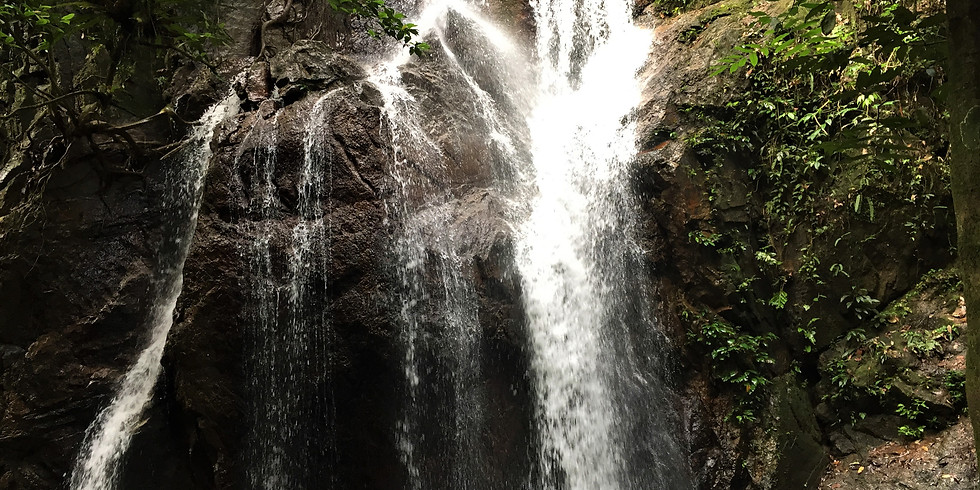 Volunteering Adventure - Pisang Waterfall Restoration, Sign Making and Picnic!!