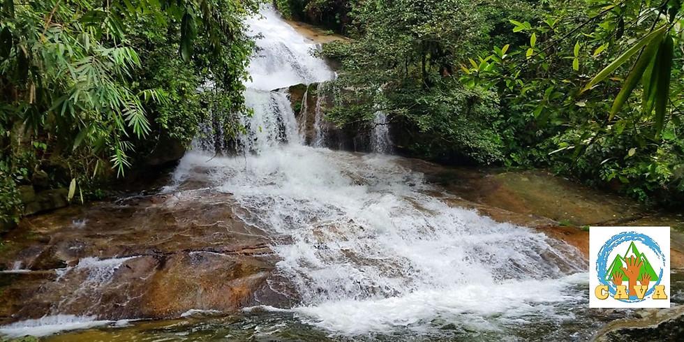 CAVA ADULTS - Camping Adventure - Lata Mecu and Lata Medang Waterfalls!! (Campsite Camping)