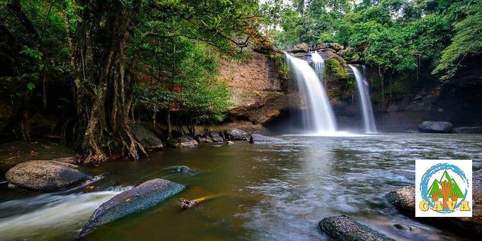 CAVA ADULTS - Khao Yai National Park Camping Adventure!! (Campsite Camping)