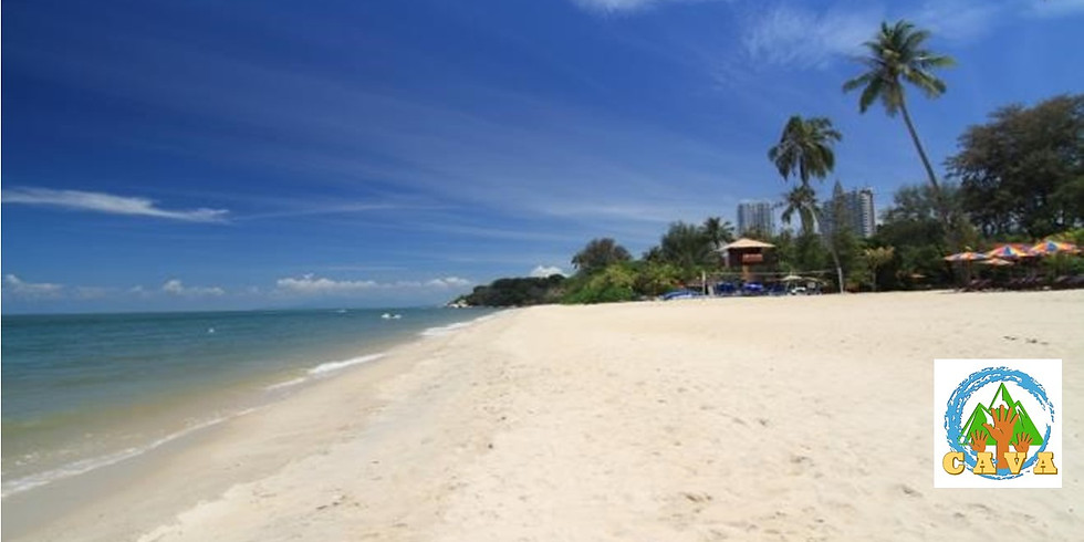 CAVA ADULTS - Pantai Pasir Panjang Beach Cleaning and BBQ!!