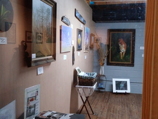 New Art Space in Burgaw at Antiqueplace