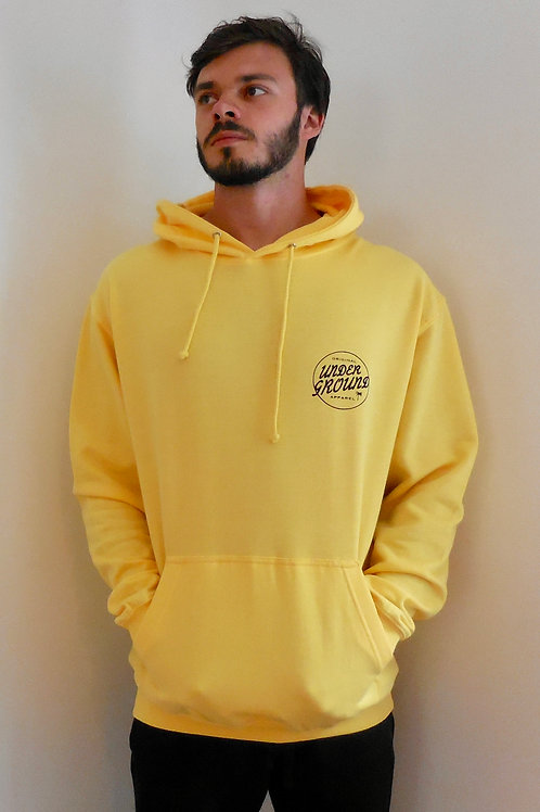 Leon hoody in yellow