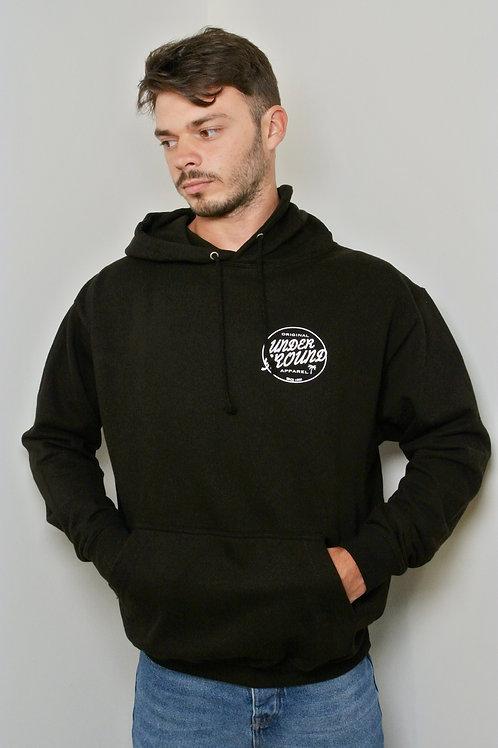 Leon hoody in black
