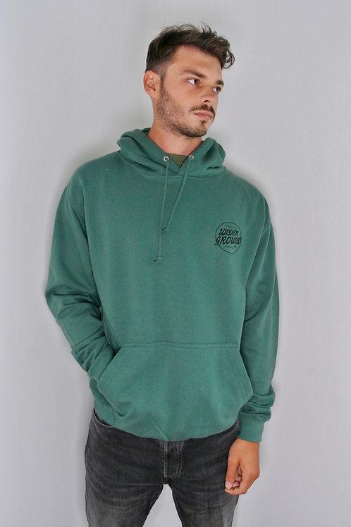 Leon hoody in green