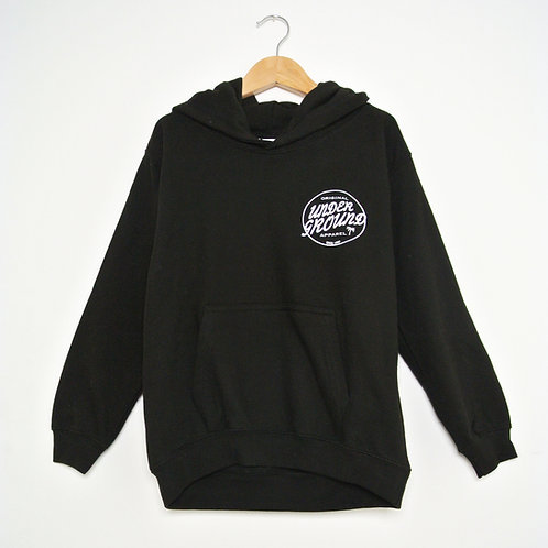KIDS Leon hoody in black