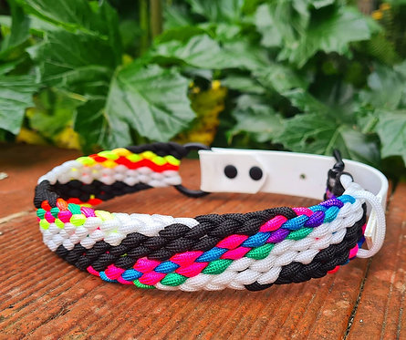 The Collab Collar Flat Weave
