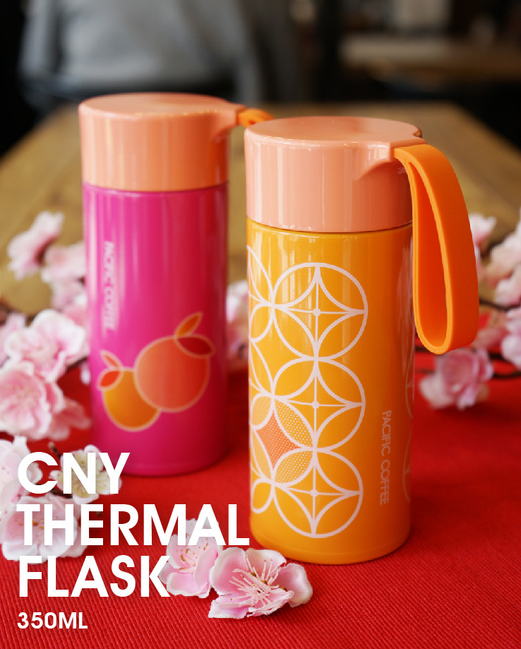 Cny Thermal Flask 350ml