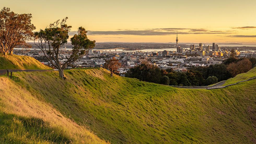 Mount Eden Summit - Auckland