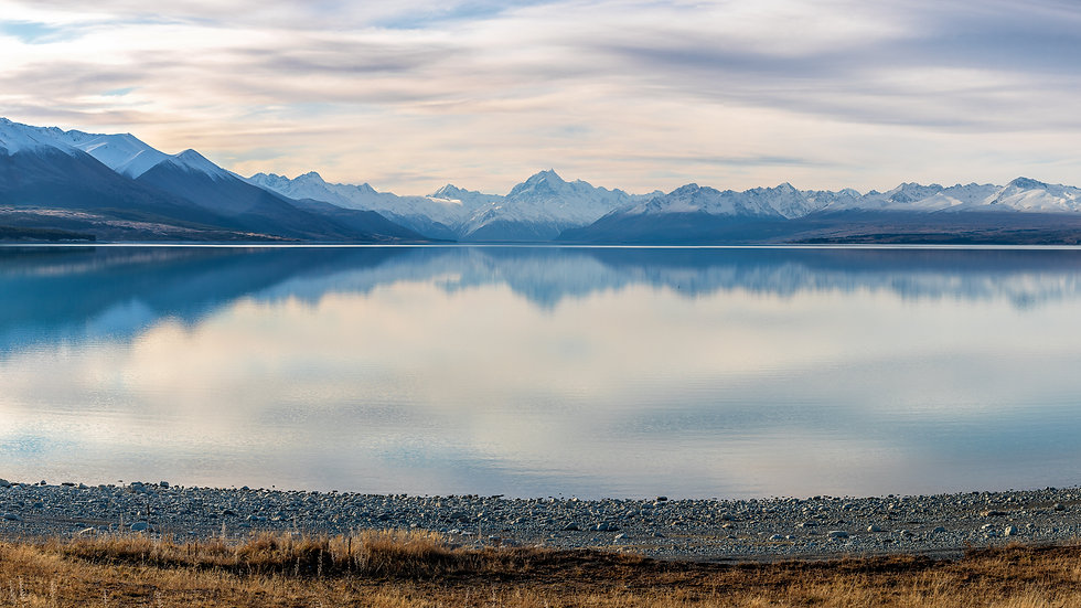 Mount Cook / Lake Pukaki