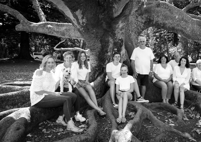 Cornwall Park Auckland Family Photography