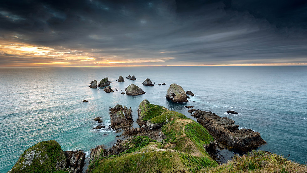 Nugget Point - Catlins- South Island - New Zealand