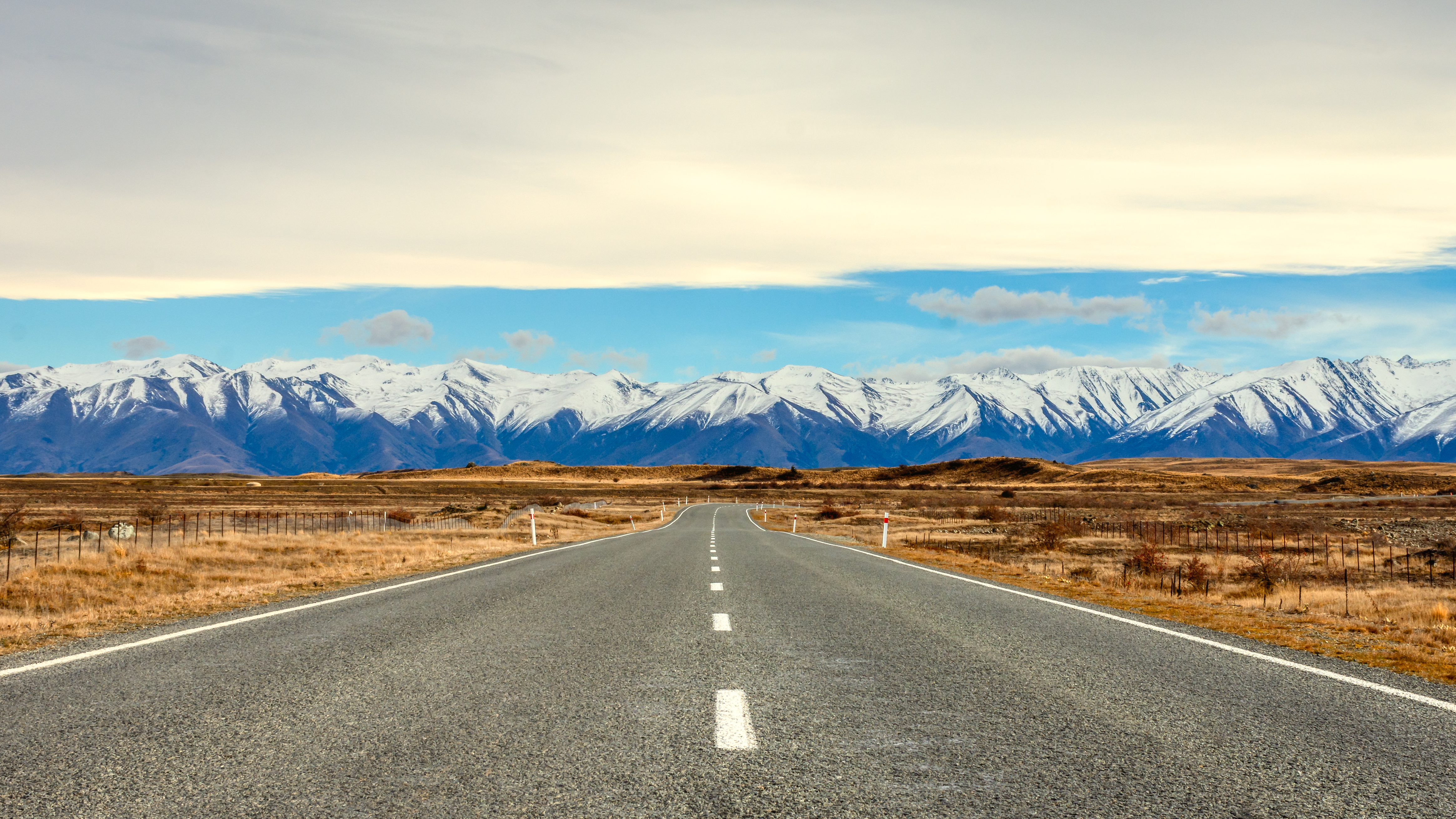 Southern Alps - New Zealand