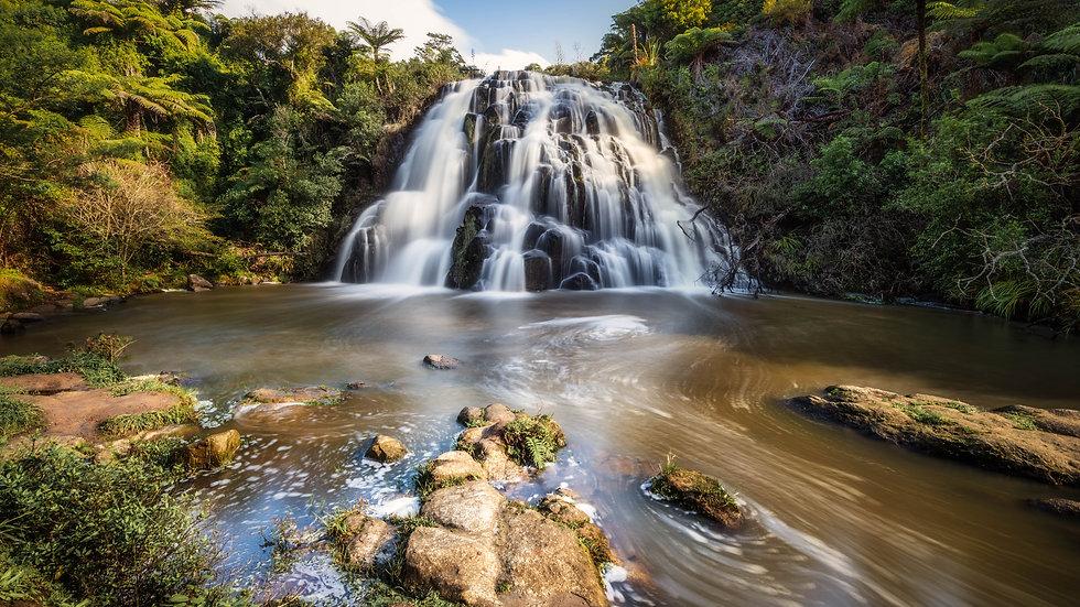 Owharoa Falls - New Zealand