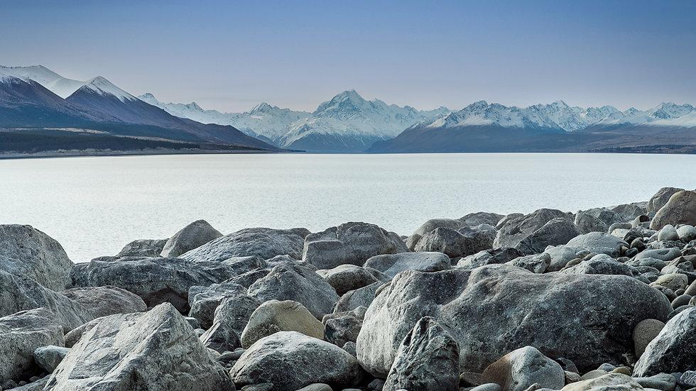 Lake Pukaki - Mount Cook