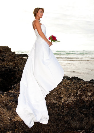 Piha Beach Wedding Photography