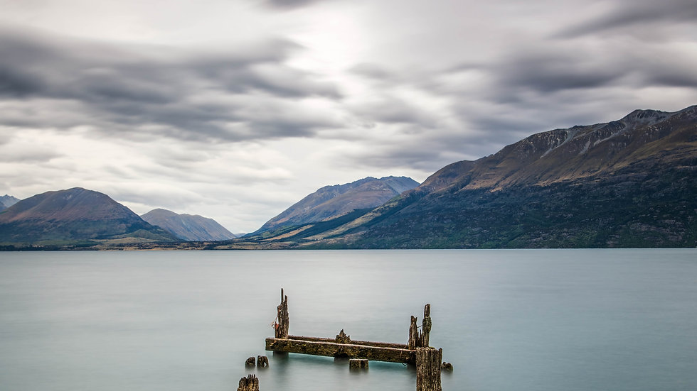 Queenstown - Old Wharf
