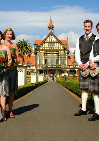Rotorua Wedding Photography