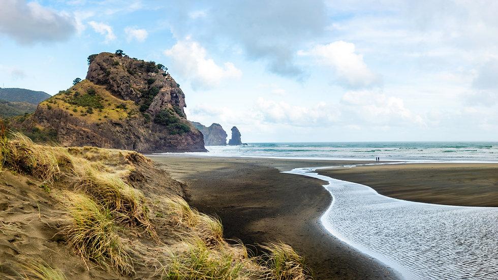 Piha Beach - Auckland