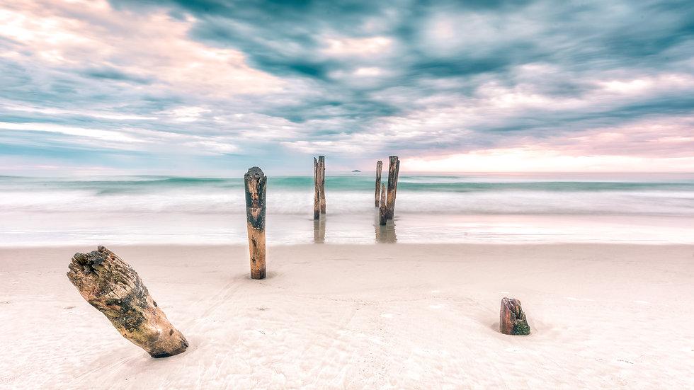 St Claires Beach - Dunedin