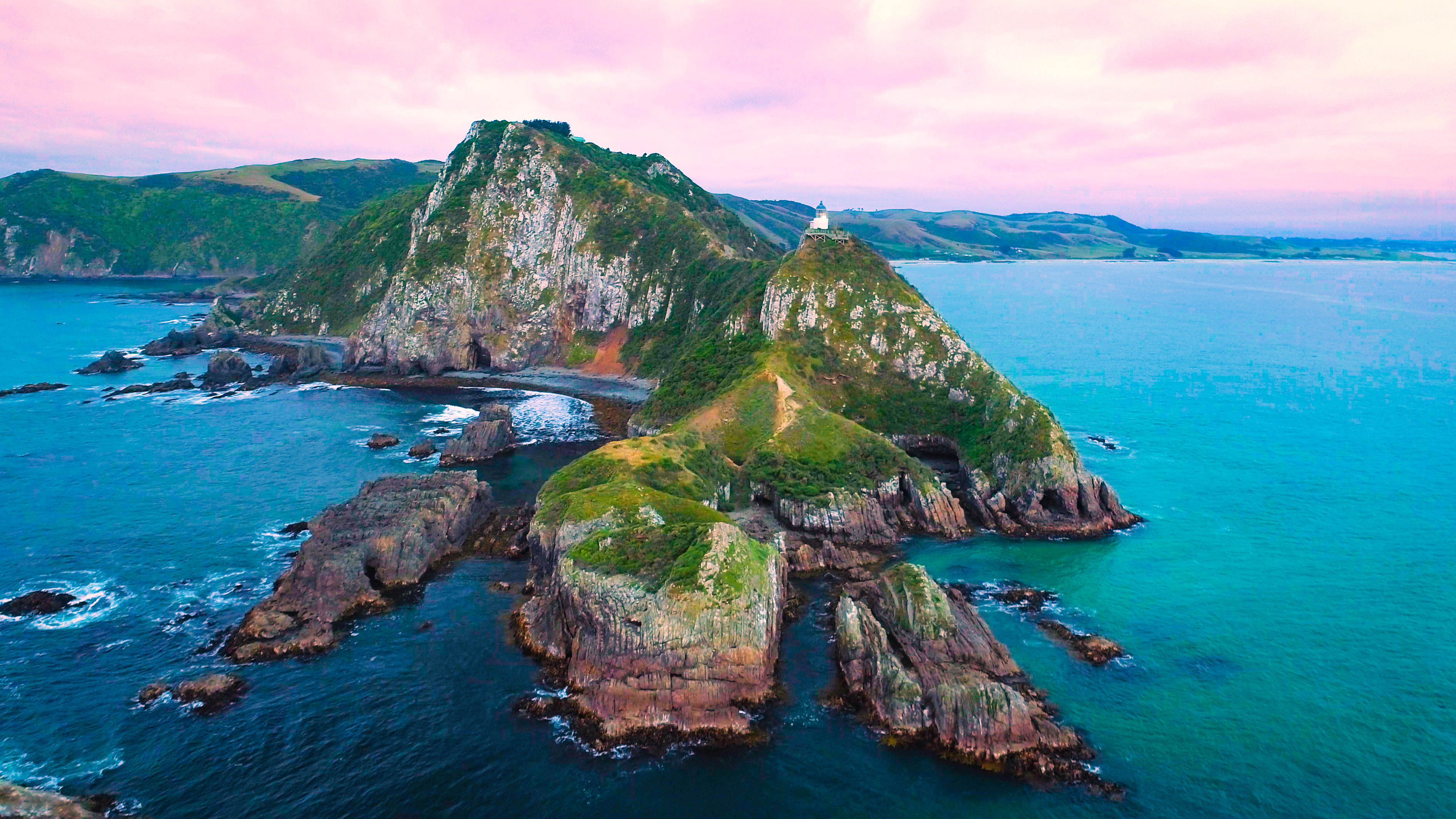 Nugget Point - South Island - NZ