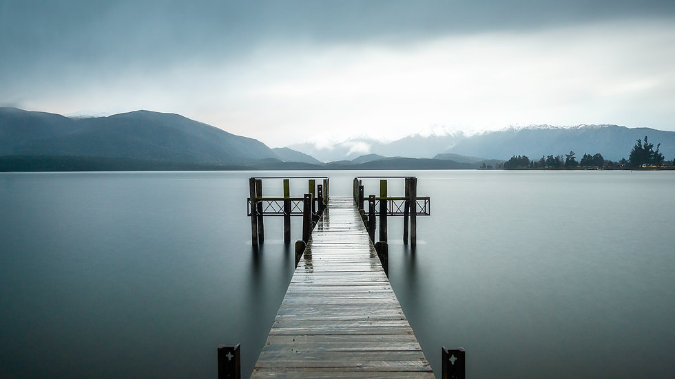 Te Anau - South Island - NZ