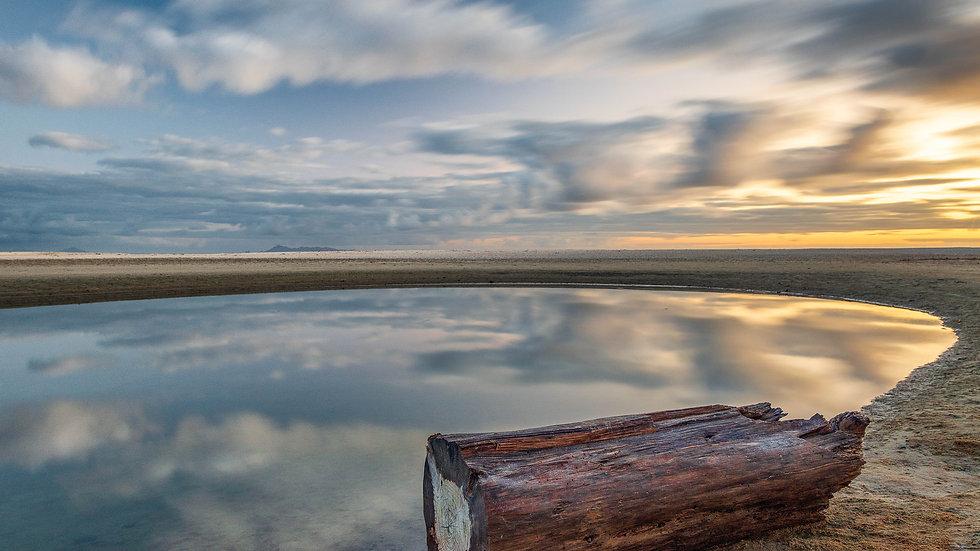 Pakiri Beach Sunrise - New Zealand