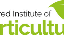 Accepted as Member of the Chartered Institute of Horticulture