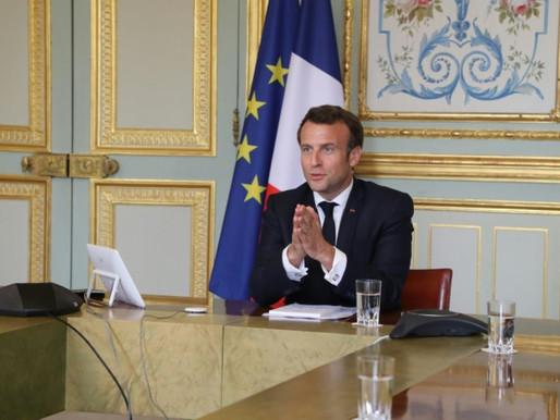 Annonces du Président Emmanuel Macron