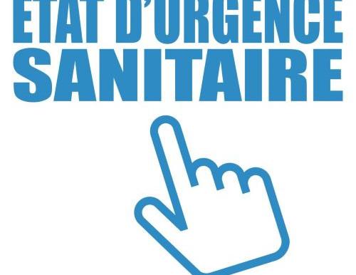 L'état d'urgence sanitaire prolongé jusqu'au 24 juillet
