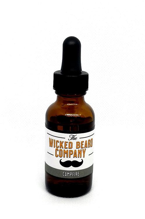 Campfire Beard Oil