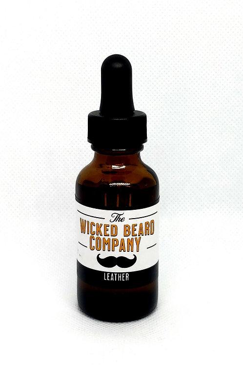 Leather Beard Oil