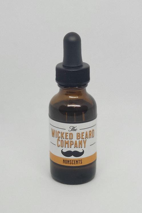 Nonscents Beard Oil