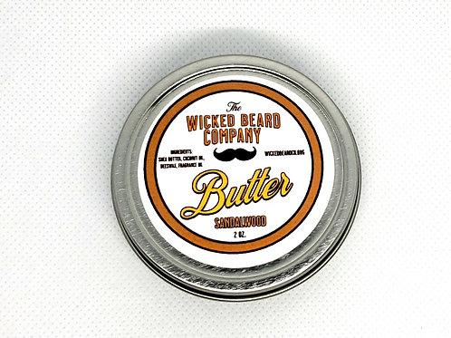 Sandalwood Beard Butter