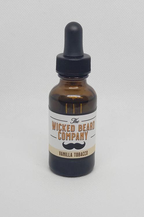 Vanilla Tobacco Beard Oil