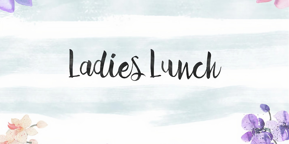 Ladies end of Year Lunch