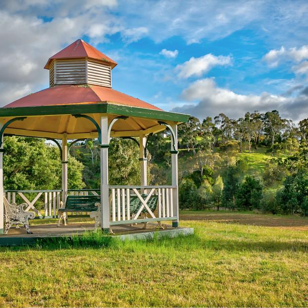 Paviolion at Liverstone Park