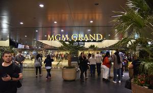 라스베이가스 카지노 MGM 호텔 내부