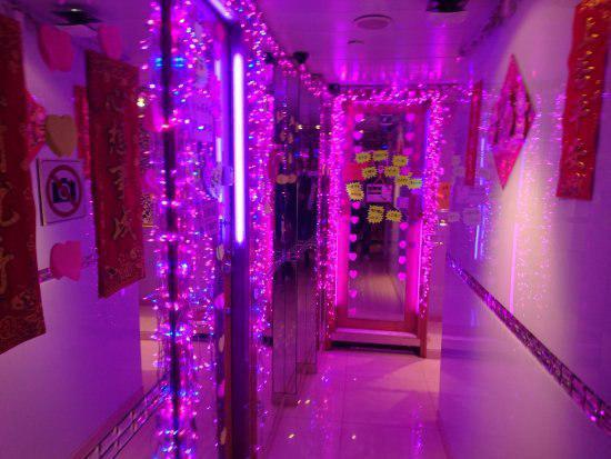 홍콩후지빌딩 내부