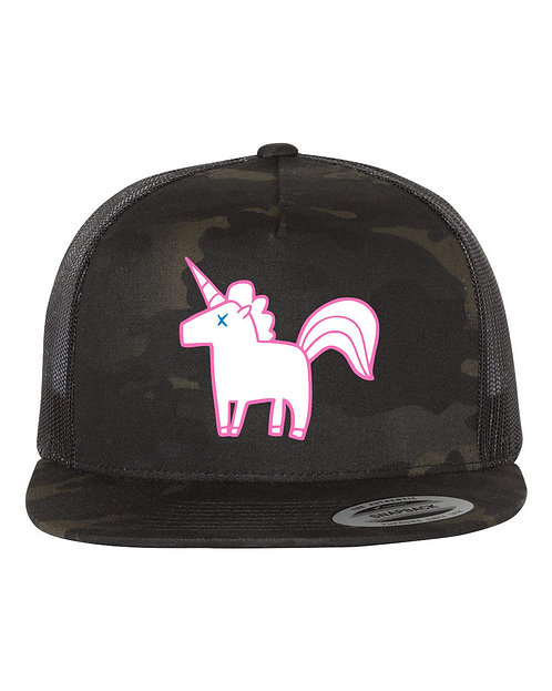 Vulgar Unicorn Trucker Hat