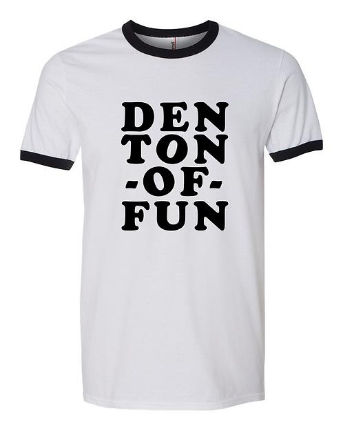 Den Ton of Fun