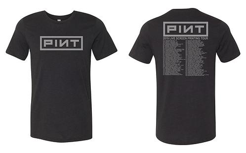 PINT 2019 Tour Shirt