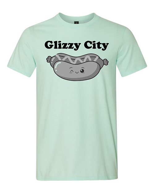 Glizzy City Tee