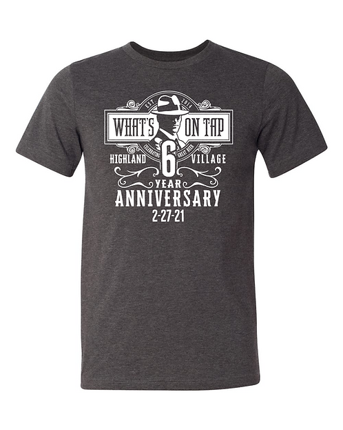 What's On Tap 6th Anniversary