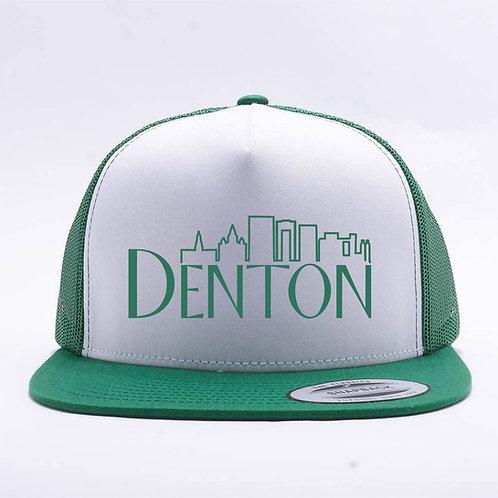 Denton Skyline Trucker Hat